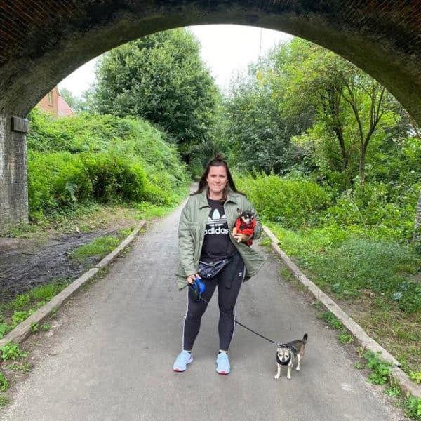 Louise Eastbourne Dog Walking